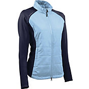 Sun Mountain Women's Hybrid Golf Jacket