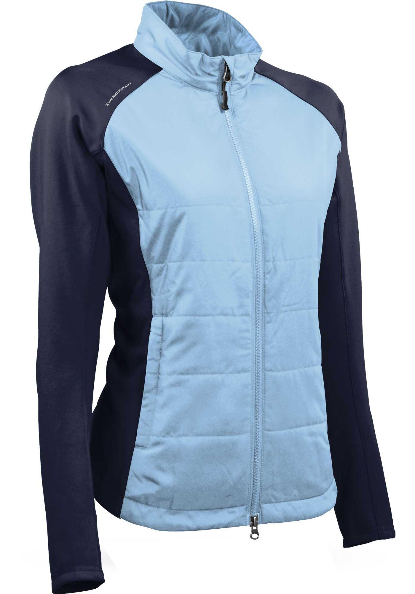 Sun Mountain Women's Hybrid Golf Jacket