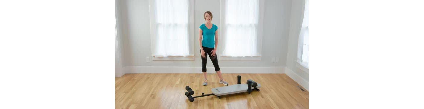 Stamina InLine Back Stretch Bench Pro