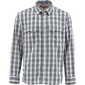 Simms Men's Big Sky Long Sleeve Button Down Shirt