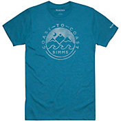 Simms Men's Coast to Coast Graphic T-Shirt