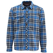 Simms Men's Guide Flannel Long Sleeve Shirt (Regular and Big & Tall)