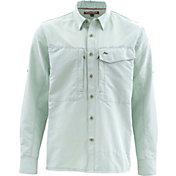 Simms Men's Guide Marl Long Sleeve Button Down Shirt (Regular and Big & Tall)