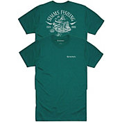Simms Men's Lightning Bass Graphic T-Shirt