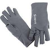 Simms Men's Ultra-Wool 3-Finger Liner Gloves