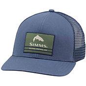 Simms Men's Original Patch Trucker Hat