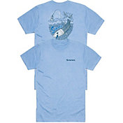 Simms Men's Graphic T-Shirt