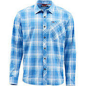 Simms Men's Outpost Long Sleeve Button Down Fishing Shirt