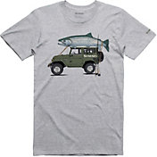 Simms Men's Trout Cruiser T-Shirt