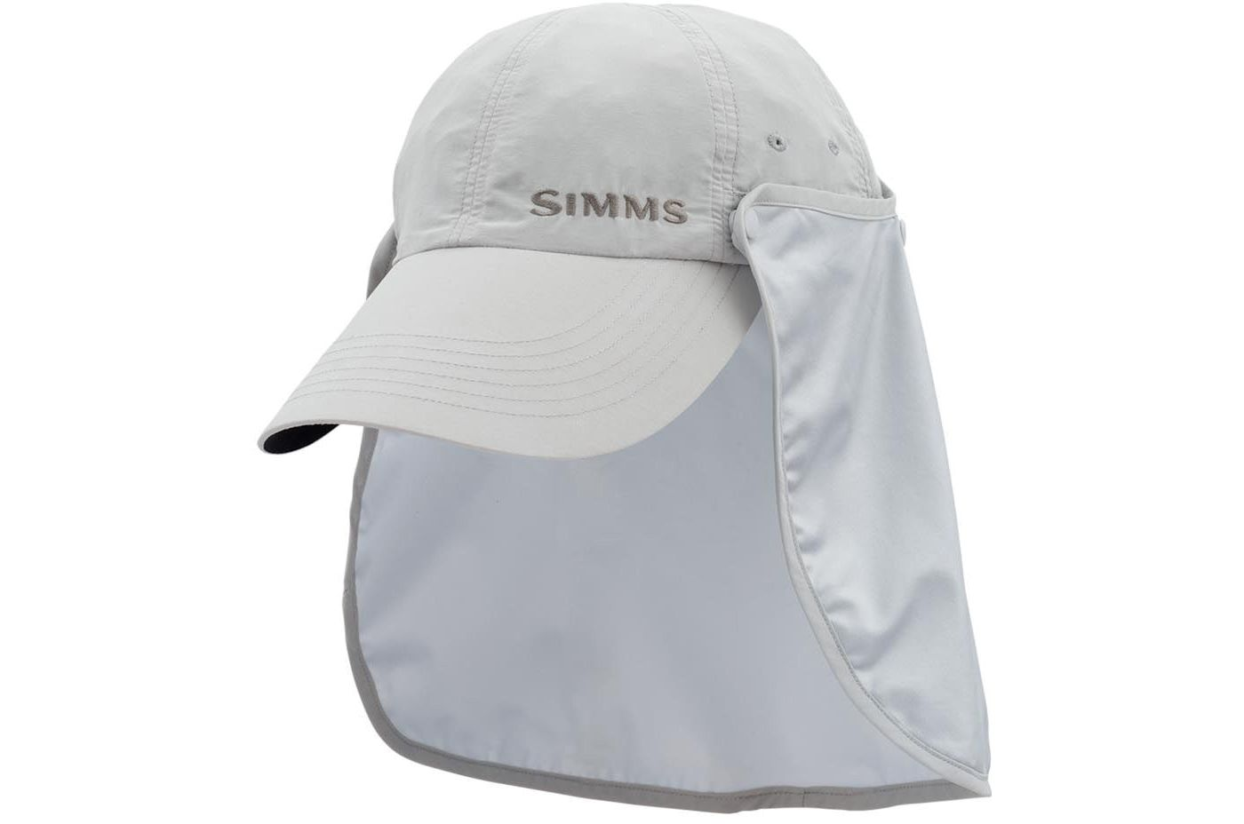 Simms Adult BugStopper SunShield Fishing Hat