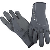 Simms Men's Guide Windbloc Polartec Flex Gloves
