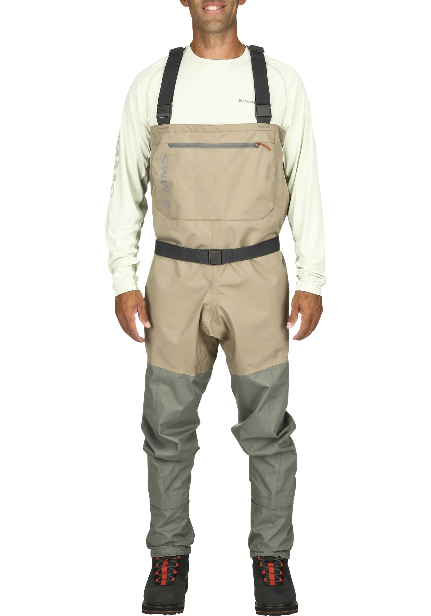 Simms Men's Tributary Breathable Chest Waders
