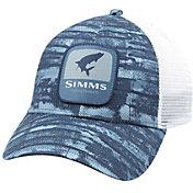 Simms Adult Tarpon Patch Trucker Hat