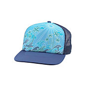 Simms Adult Tarponscape Patch Trucker Hat