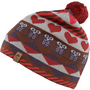 Sunday Afternoons Youth Hearts and Owls Beanie