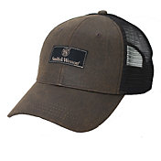 Smith & Wesson Men's Oil Cloth Mesh Hat