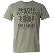 Smith & Wesson Men's Lightning Bolts Premium T-Shirt