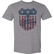 Smith & Wesson Men's Vintage USA Shield Premium T-Shirt