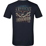 Smith & Wesson Men's Vintage American Eagle Poster Short Sleeve T-Shirt