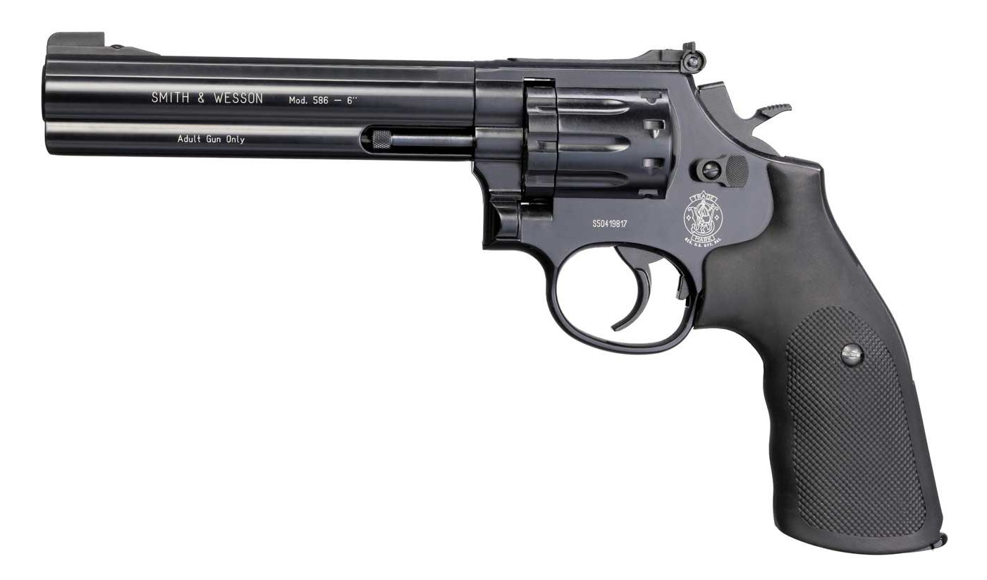 Smith & Wesson 586 Pellet Gun