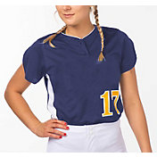 Soffee Girls' Designated Hitter Softball Jersey