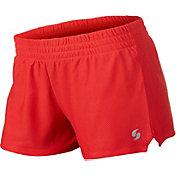 Soffe Girl's Mini Mesh Shorts
