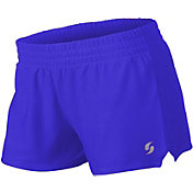 Soffe Girl's Mini Mesh Shorts