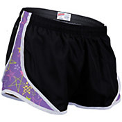 Soffe Girl's Printed Team Shorty Shorts