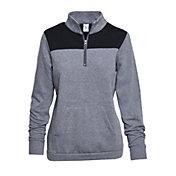 Soffe Juniors' Colorblock 1/4 Zip Pullover