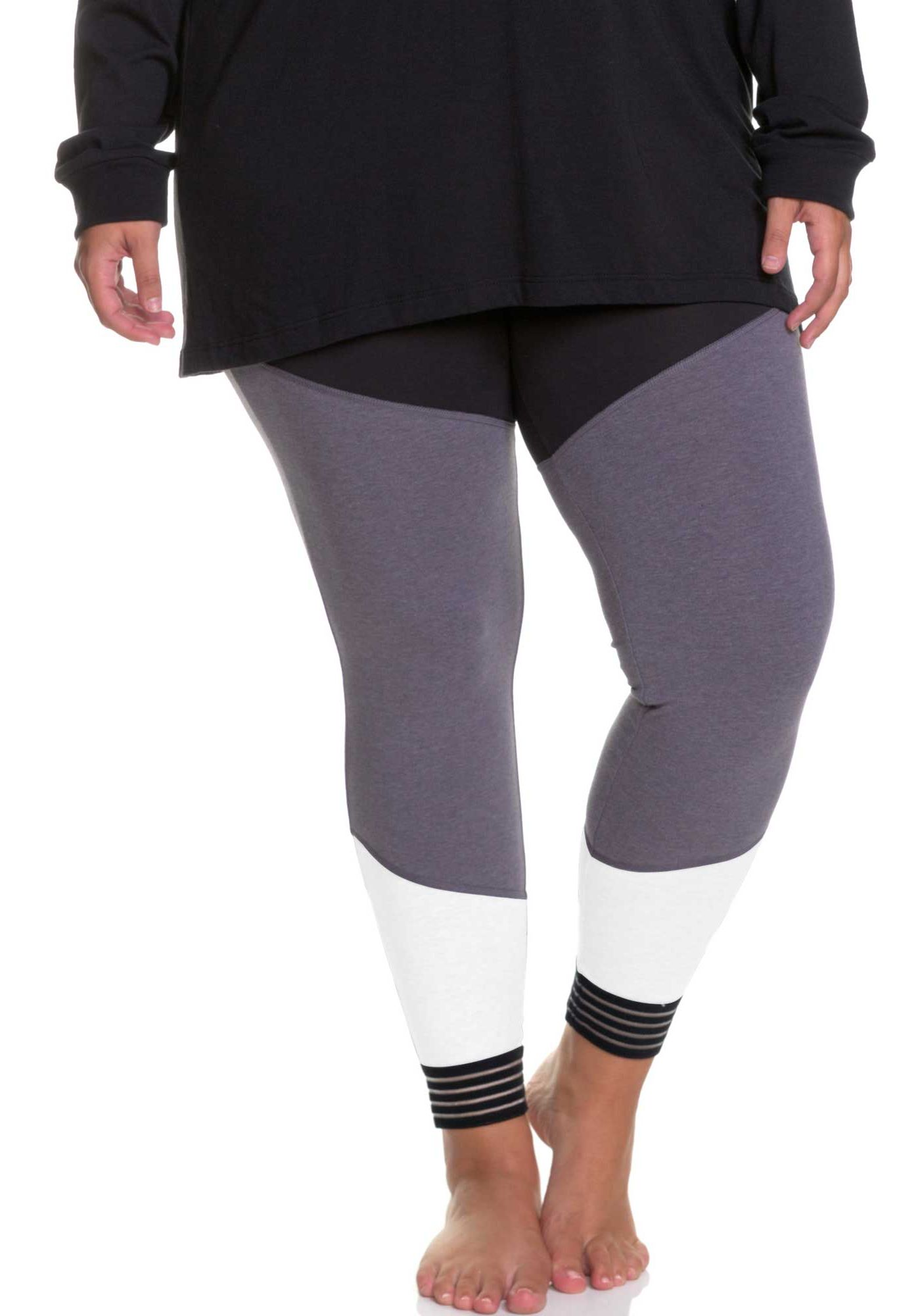 Soffe Junior Plus Size Spirit Leggings