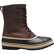 SOREL Men's 1964 Leather Insulated Waterproof Winter Boots