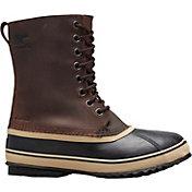 SOREL Men's 1964 Leather Insulated Waterproof Winter Boots