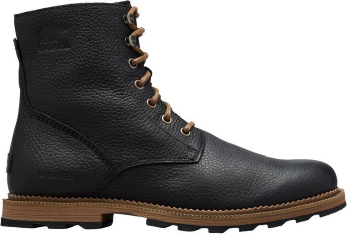 timeless design 2018 sneakers exclusive deals SOREL Men's Madson 6'' Waterproof Casual Boots