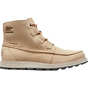 SOREL Men's Madson Caribou Waterproof Casual Boots