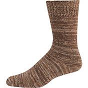 SOREL Men's Space Dye Wool Crew Socks