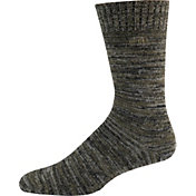 SOREL Men's Space Dye Wool Crew Socks