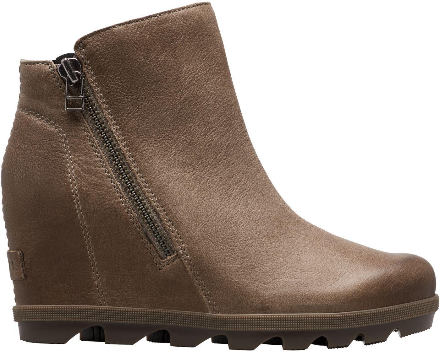 SOREL Women's Joan of Arctic Wedge II Zip Boots