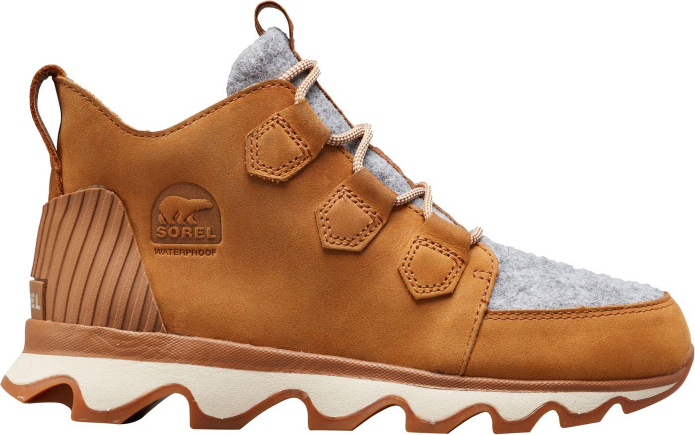 SOREL Women's Kinetic 100g Waterproof Winter Shoes