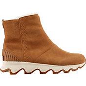SOREL Women's Kinetic Short 100g Waterproof Winter Boots