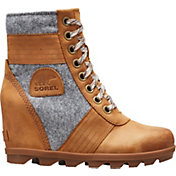 SOREL Women's Lexie Wedge Felt Casual Boots