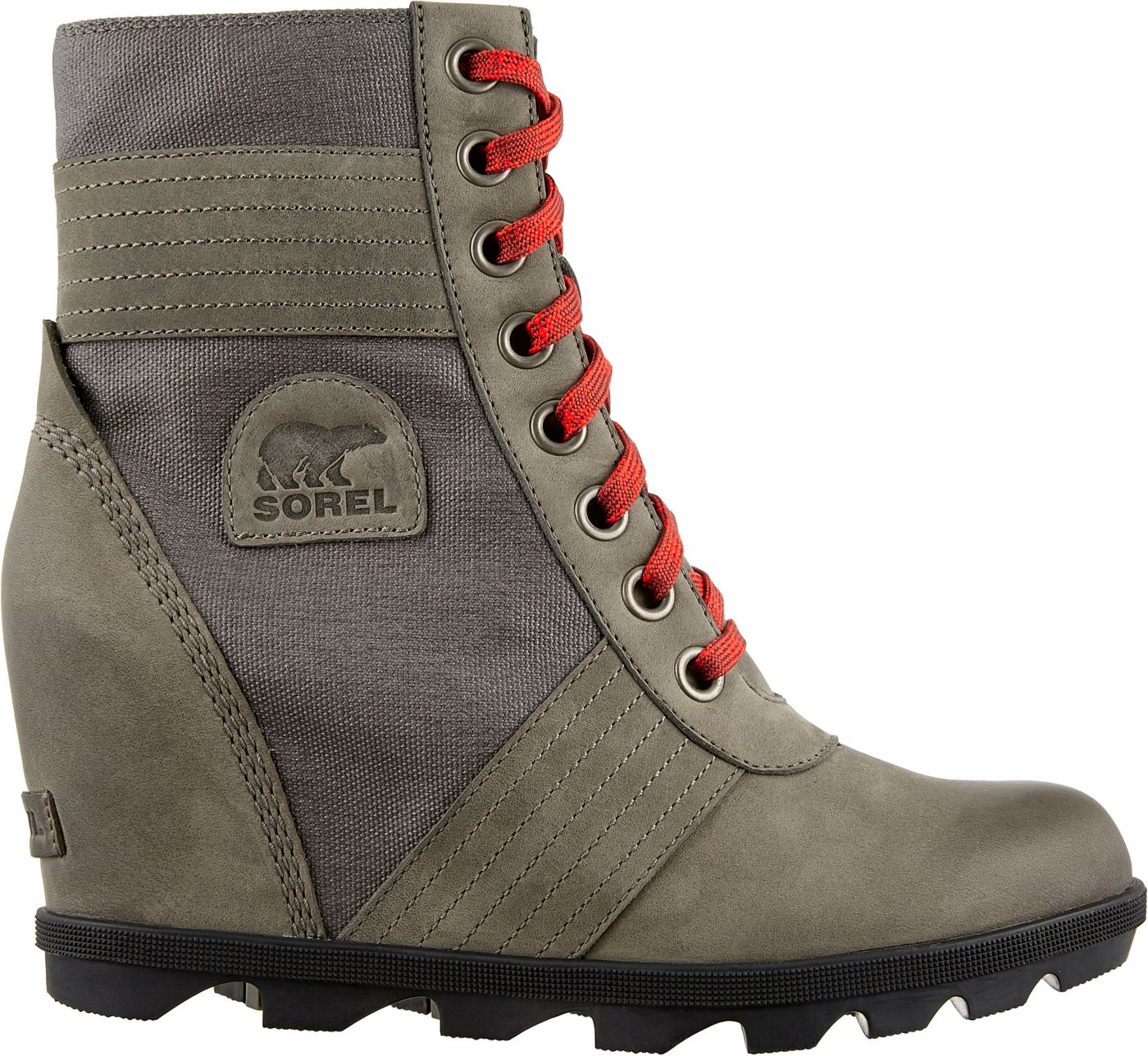 SOREL Women's Lexie Wedge Casual Boots