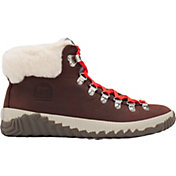 SOREL Women's Out N About Plus Conquest Waterproof Winter Boots