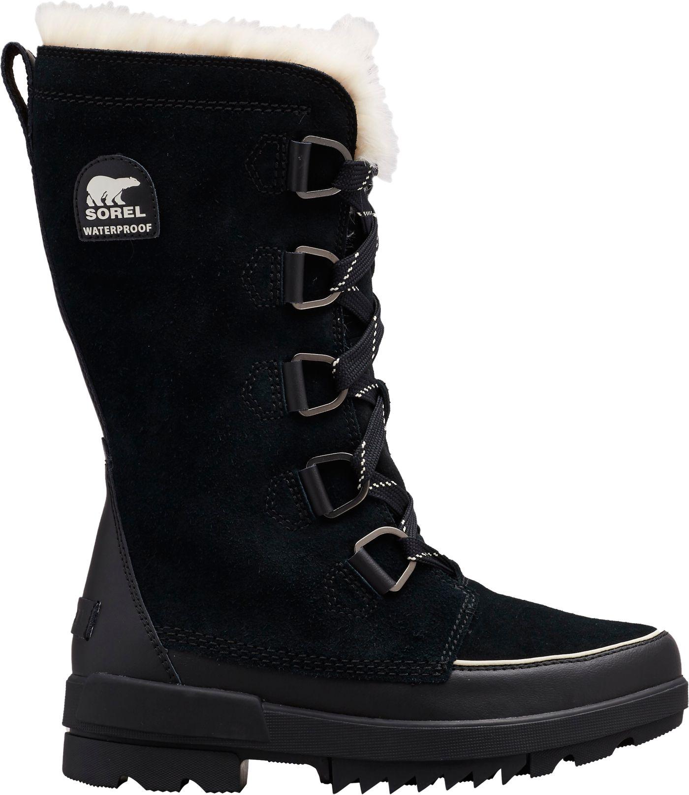 SOREL Women's Tivoli IV Tall 100g Waterproof Winter Boots
