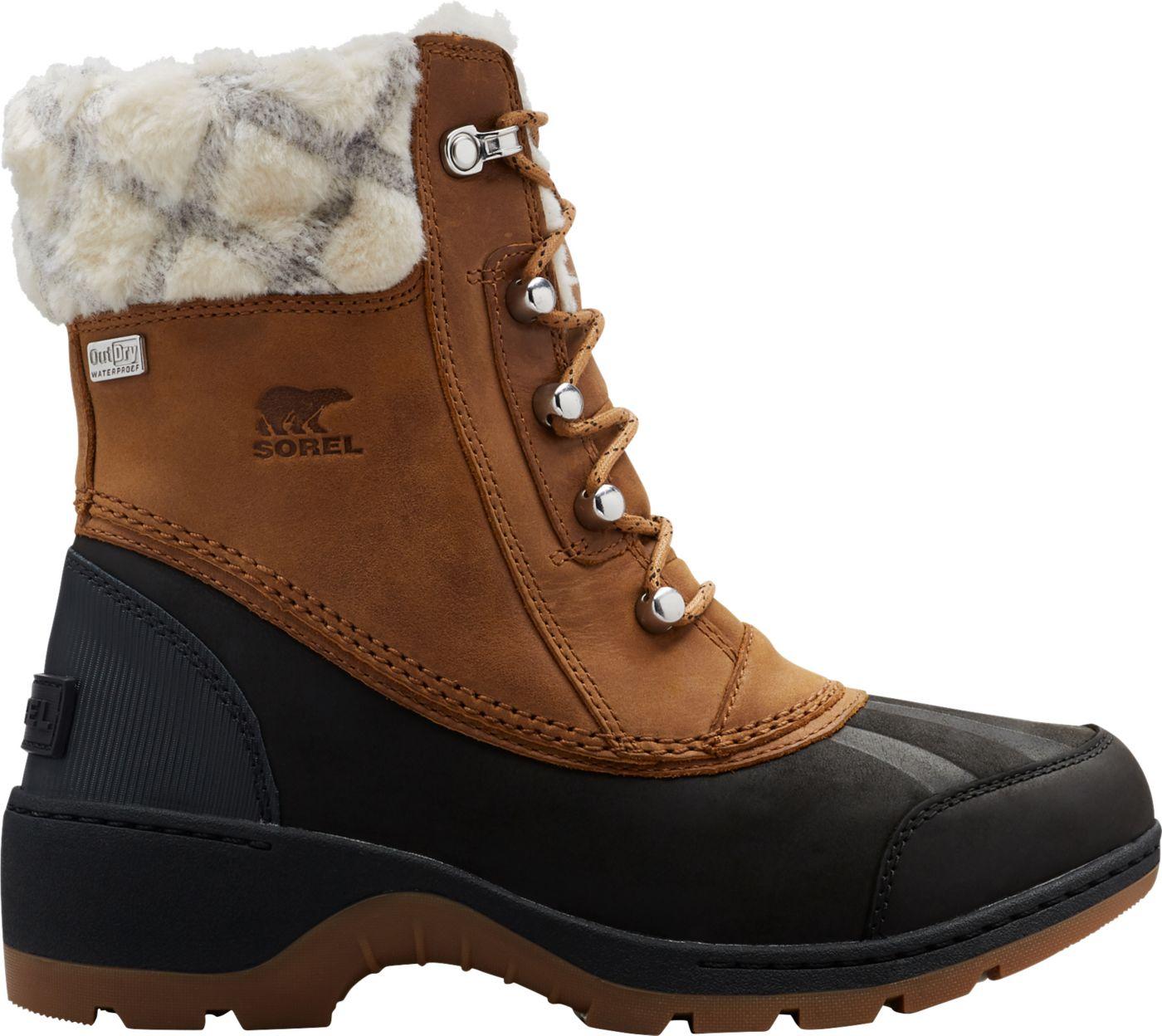 Sorel Women's Whistler Mid 200g Boots