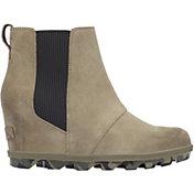 SOREL Women's Joan of Arctic Wedge II Chelsea Boots