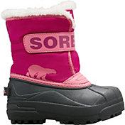 SOREL Kids' Snow Commander 200g Waterproof Winter Boots