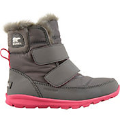 SOREL Kids' Whitney Strap 200g Waterproof Winter Boots