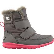 SOREL Kids' Whitney Strap 200g Waterproof Winter Boots