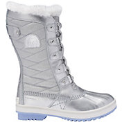 Disney x SOREL Kids' Flurry Frozen 2 Tofino Insulated Waterproof Winter Boots