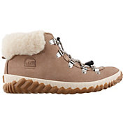 SOREL Kids' Out N About Conquest Waterproof Winter Boots